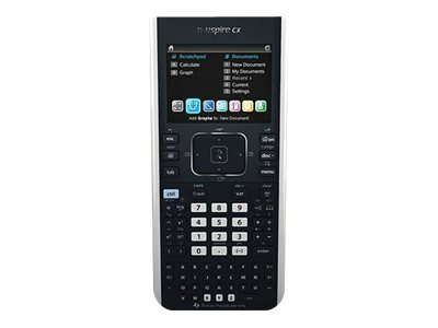 Texas Instruments TI-Nspire CX Handheld - calculatrice graphique
