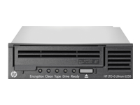 HPE StoreEver LTO-6 Ultrium 6250 - lecteur de bandes magnétiques - LTO Ultrium WORM - SAS-2