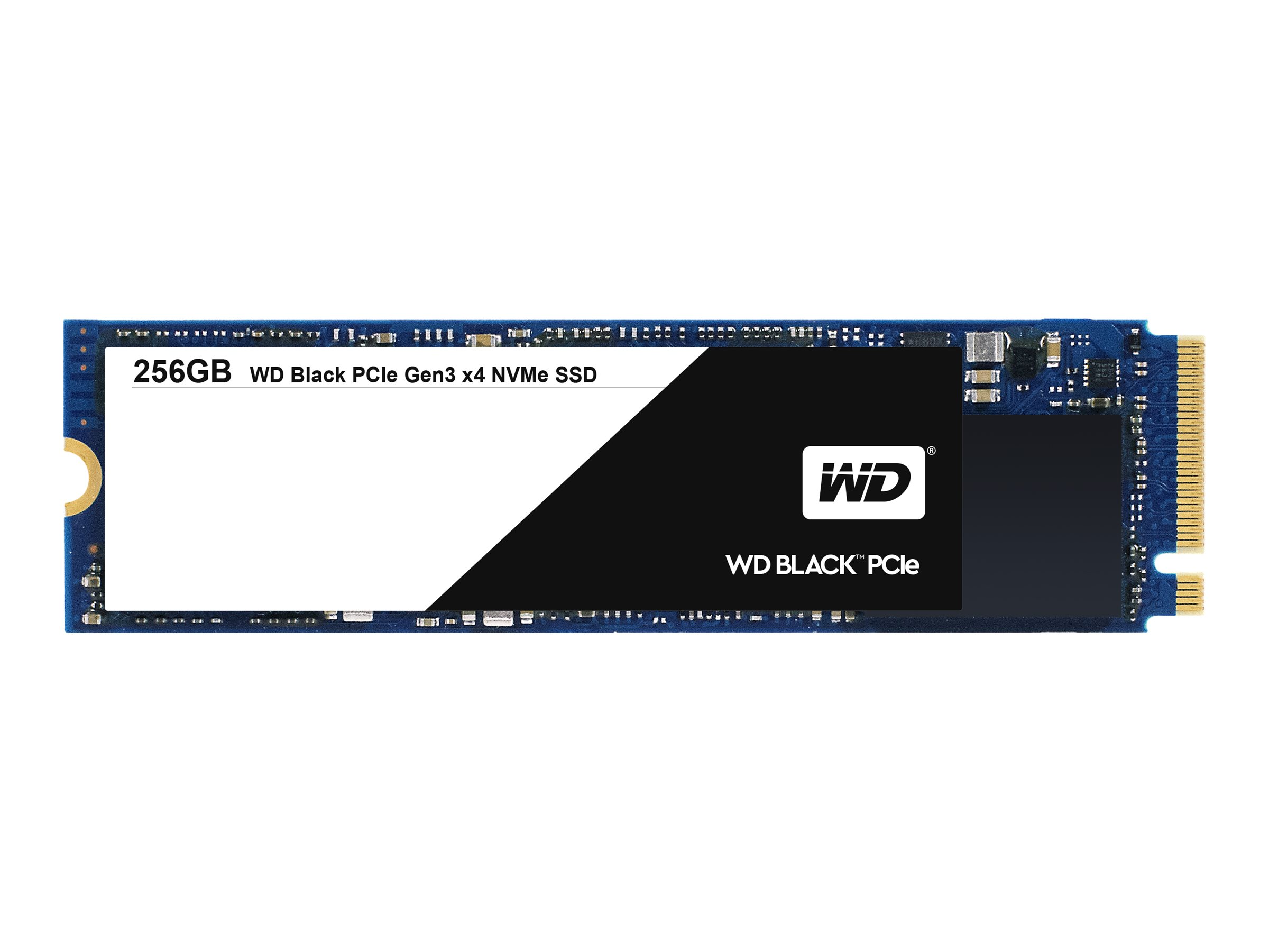 WD BLACK M.2 2280 NVME 256GB WDS256G1X0C