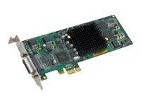 Matrox G550 LP PCIe, PCIe 1x DL DVI32MB LP