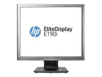 "HP EliteDisplay E190i - écran LED - 18.9"""