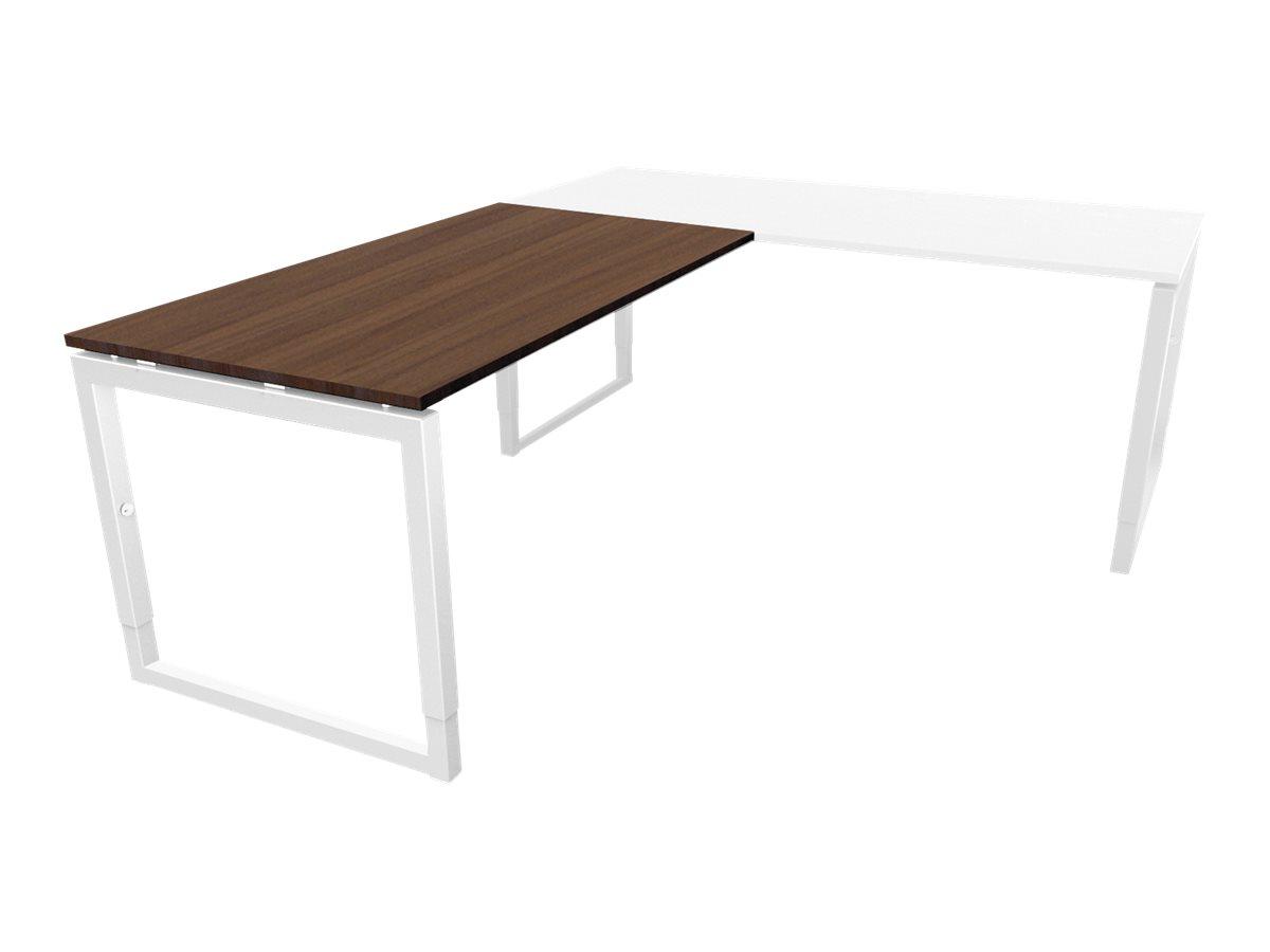 mt7 elegance bureau en l droite ou gauche diff rentes dimensions et coloris mt7 elegance. Black Bedroom Furniture Sets. Home Design Ideas