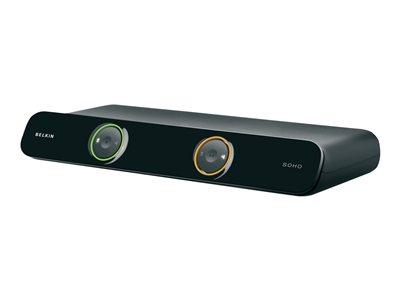 Belkin SOHO KVM Switch VGA & PS/2, USB