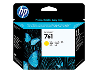 HP 761 - jaune - tête d'impression
