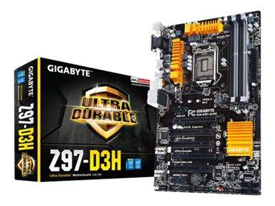 Gigabyte GA-Z97-D3H