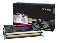 Lexmark Cartouches toner laser C746A1MG
