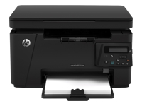 HP LaserJet Pro MFP M125nw - imprimante multifonctions ( Noir et blanc )