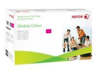 Xerox - magenta - cartouche de toner (équivalent à : OKI 44059166)