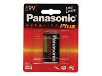 Panasonic Alkaline Plus 6AM-6PA