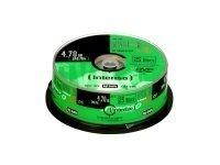 Intenso - DVD-R x 25 - 4.7 GB - soportes de almacenamiento