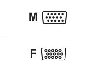MCAD Câbles et connectiques/Liaison Ecran 119830
