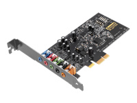 Creative Sound Blaster Audigy Fx - carte son