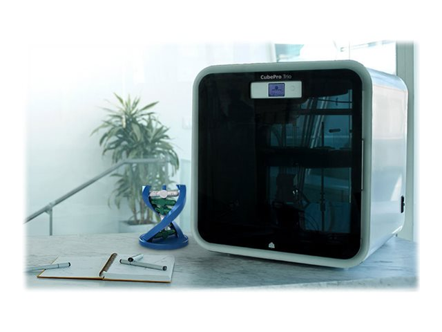 Image of 3D Systems CubePro - 3D printer