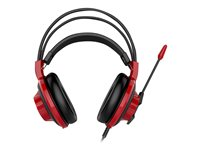 MSI HEADSET GAMING DS501 USB SMART AUDIO CONTROLLER LED LT
