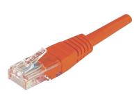 Generic cordon de raccordement - 5 m - rouge