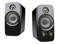 Creative Inspire T10 Højttalere til PC 10 Watt (Total) 2-vejs