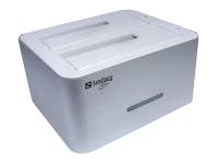 Sandberg USB 3.0 Hard Disk Cloner - contrôleur de stockage - SATA 3Gb/s - USB 3.0
