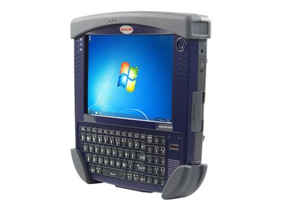 "Honeywell Marathon - Tablet - Atom Z530 / 1.6 GHz - Win 7 Pro - 2 GB RAM - 64 GB SSD - 7"" touchscreen 800 x 480 - 3G - kbd: QWERTY - rugged"