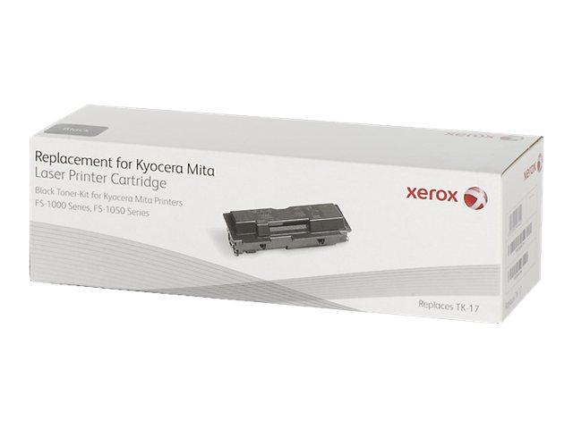 Xerox - noir - cartouche de toner (équivalent à : Kyocera TK-17 )