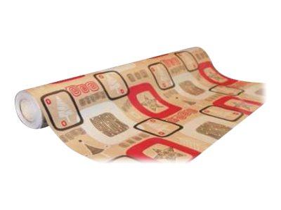 Apli Agipa - Papier cadeau - 70 cm x 50 m - 50 g/m² - écru, nordique