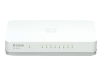 D-Link Switchs GigaBit GO-SW-8G