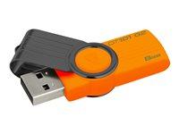 Kingston DataTraveler 101 G2 - USB flash drive - 8 GB