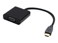 AddOn 8in HDMI 1.3 to VGA Adapter Cable