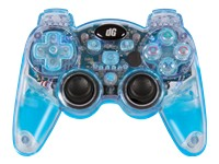 dreamGEAR Lava Glow Wireless Controller with Rumble