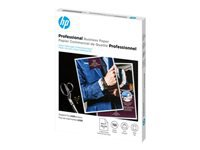 HP Professional Brochure and Flyer - Matte - back/front coated - Letter A Size (8.5 in x 11 in) - 200 g/m² - 150 sheet(s) brochure paper - for LaserJet MFP M42625, MFP M438, MFP M442, MFP M443; Neverstop 1001, 1202