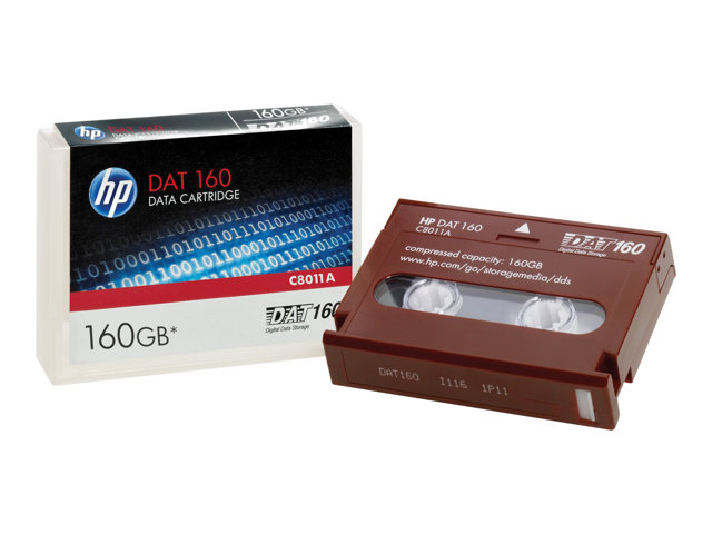 HP   DAT x 1   80 GB