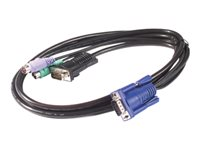 APC KVM PS/2 Cable - 6 ft (1.8 m)
