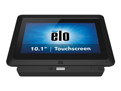 "Elo Tablet ETT10A1 - Tablet - no OS - 32 GB - 10.1"" TFT (1366 x 768) - barcode reader - black"