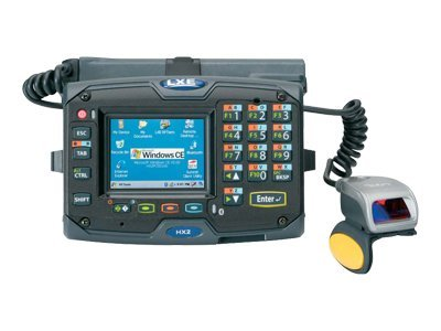 "LXE HX2 - Data collection terminal - Windows CE 5.0 Professional Plus - 2.5"" color TFT (320 x 240) - Wi-Fi, Bluetooth"
