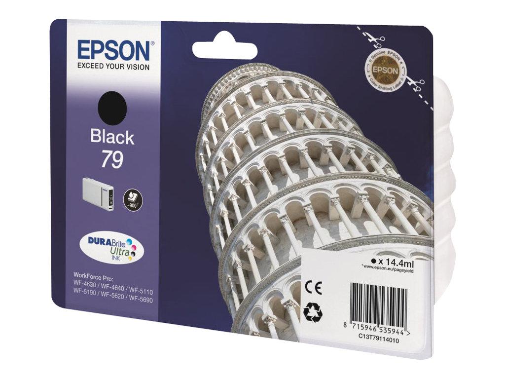 Epson 79 - noir - originale - cartouche d'encre