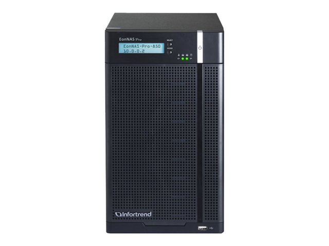 Infortrend EonNAS Pro Series 850 1   NAS server   24 TB