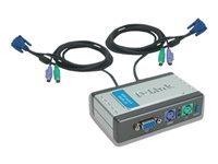 D-Link Switches KVM DKVM-2K