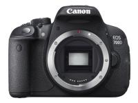 Canon EOS 700D - appareil photo numérique - corps uniquement