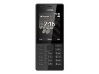 Nokia 216 Mobiltelefon microSDHC slot GSM 320 x 240 pixels (167 ppi)