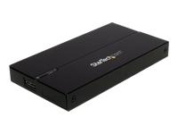 StarTech.com Boitier pour disque dur SuperSpeed USB 3.0 SATA 2,5pouces - HDD 9,5/12,5 mm