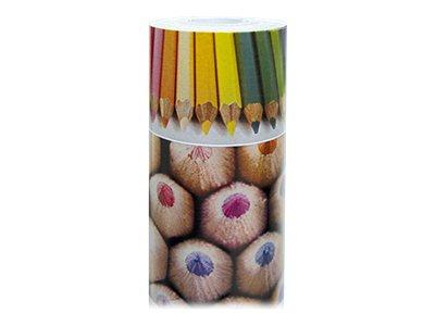 Clairefontaine Accacia crayons - Papier cadeau - 70 cm x 250 m - 65 g/m² - papier