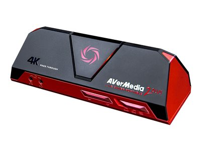 AVerMedia Live Gamer Portable 2 Plus Video capture adapter