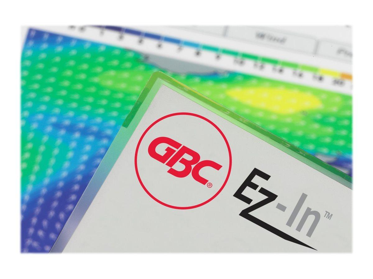 GBC Lam Pouch A5 125mic - 100 - pochettes plastifiées
