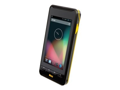 "Wasp DR2 - Data collection terminal - Android 4.3 (Jelly Bean) - 8 GB eMMC - 4.7"" color IPS (1280 x 720) - rear camera - barcode reader - (2D imager) - microSD slot - Wi-Fi, Bluetooth"
