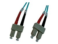 Nexxt - Network cable - SC multi-mode (M) to SC multi-mode (M)