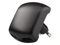 goobay Dual USB Strømforsyningsadapter 2.1 A