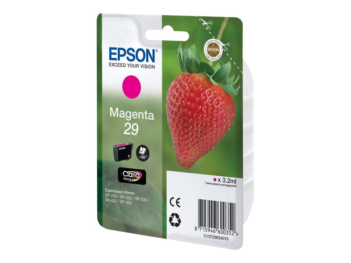 Epson 29 - magenta - originale - cartouche d'encre