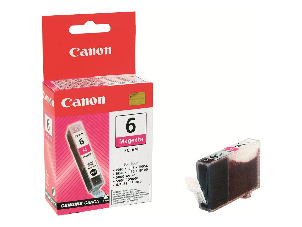 Canon BCI-6M - magenta - originale - réservoir d'encre