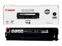 Canon 118 - Negro - original