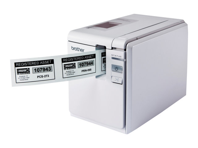 Image of Brother P-Touch PT-9700PC - label printer - monochrome - thermal transfer