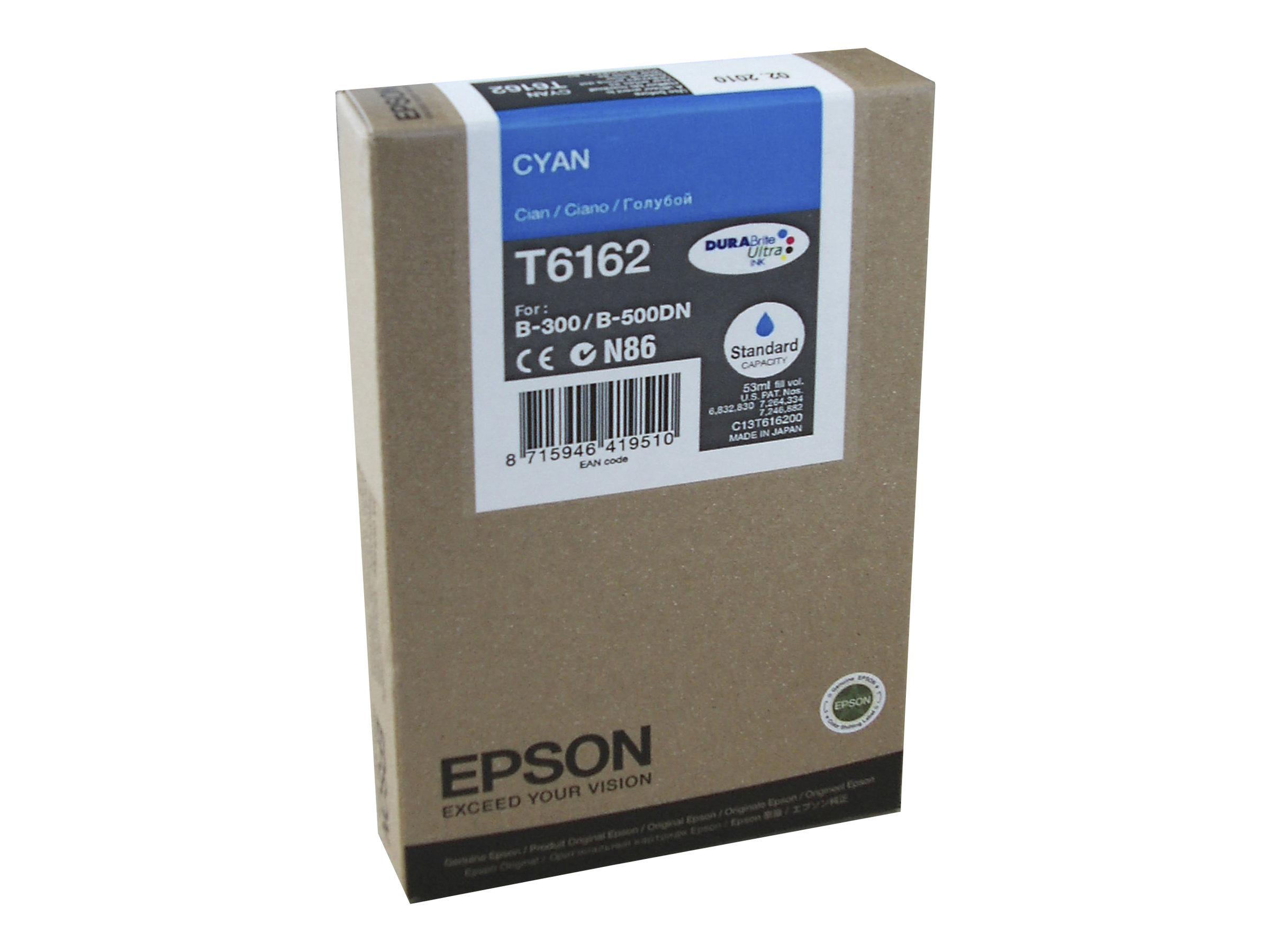 Epson T6162 - cyan - original - cartouche d'encre